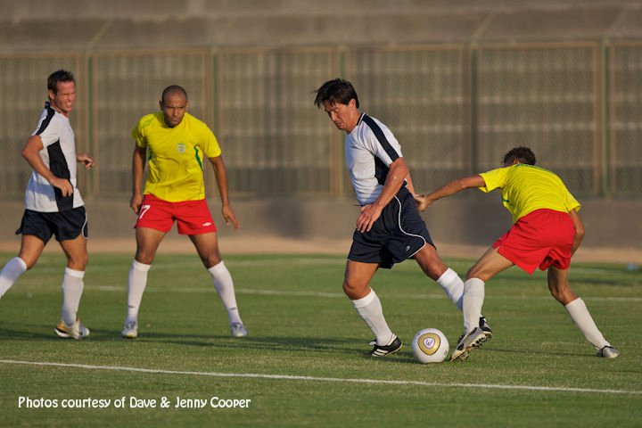 El Gouna FC vs. Team from Holland 168
